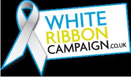 White Ribbon pledge