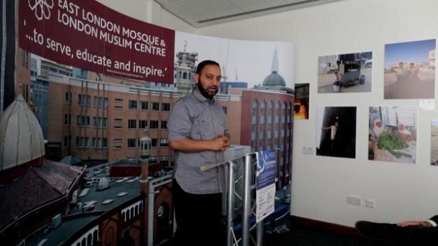 Abdullah Faliq at LMC