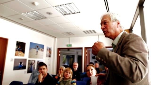 Jon Dal Din at LMC
