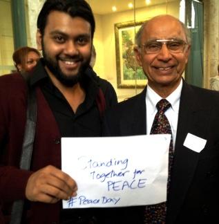 Juber Hussain and Jehangir Sarosh
