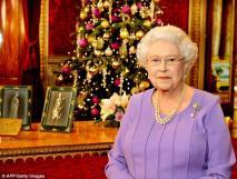 Queen's Speech: reconciliation &truce