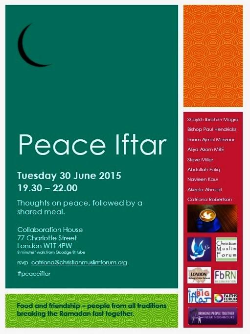 Peace Iftar