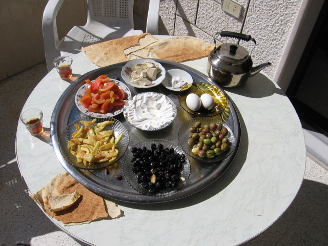 Syrian_breakfast